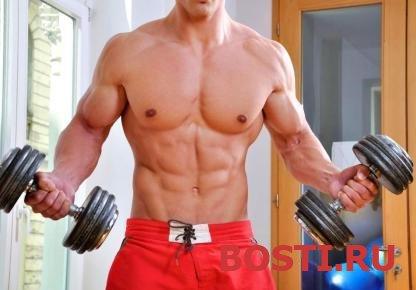 Как безопасно нарастить мышечную массу?