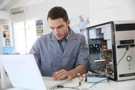 Услуги системного администратора: как происходит обслуживание ПК
